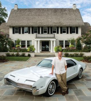 Dan Ensminger's favorite Oldmobile